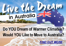 Live The Dream - Vacancies in Australia - Click To Learn More